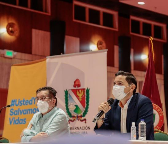 Alcalde Hurtado le contó al país las inversiones para reactivar la economía en Ibagué
