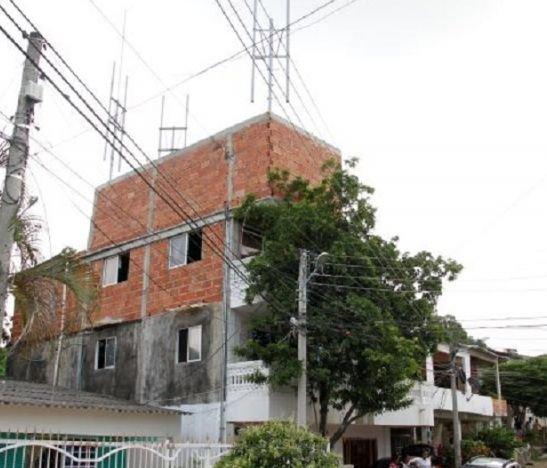 Antenas barrios Ibagué