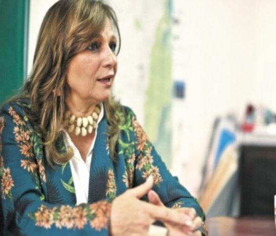 Sacan del Congreso a la representante Ángela María Robledo
