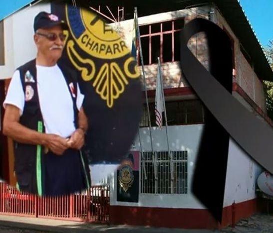 Murió el capitán Argemiro Miranda, fundador de los Bomberos de Chaparral - Tolima