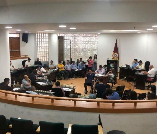 Diputados hacen llamado al Gobierno Nacional frente a la seguridad del departamento