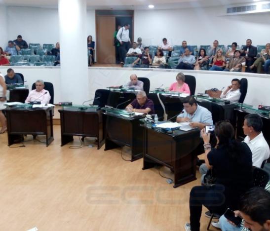 Óscar Fernando Vides exigió a la Asamblea Departamental posesionarlo en reemplazo de Alexander Tovar