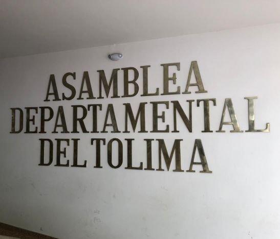 Asamblea del Tolima arranca segundo periodo de sesiones ordinarias