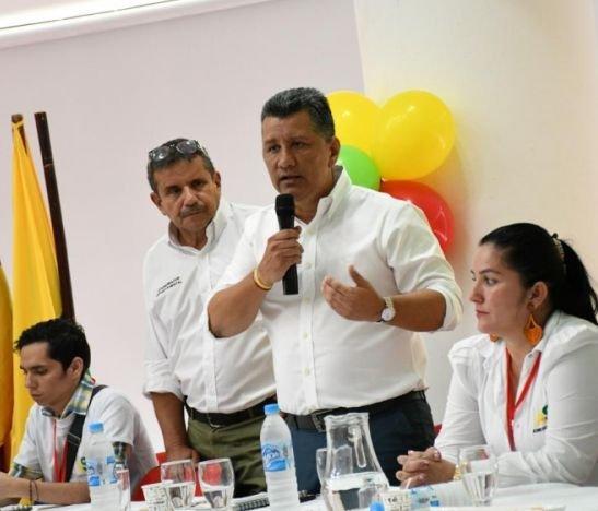 Militantes de la ASI decidieron respaldar la campaña de Ricardo Orozco a la Gobernación