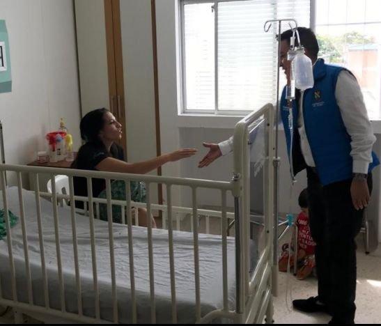 Gobernación del Tolima entregó balance positivo del servicio de urgencias del Hospital Federico Lleras