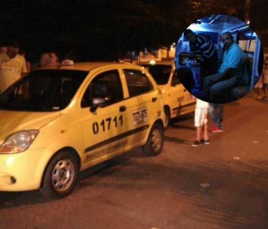 Taxista fue atracado anoche en el norte de Ibagué