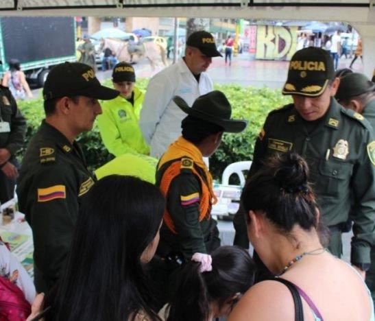 Autoridades lanzaron campaña de acercamiento a la ciudadanía