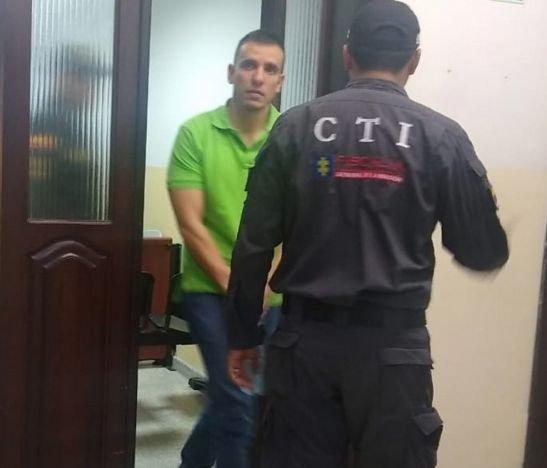 A la cárcel fue enviado Félix García Chabur