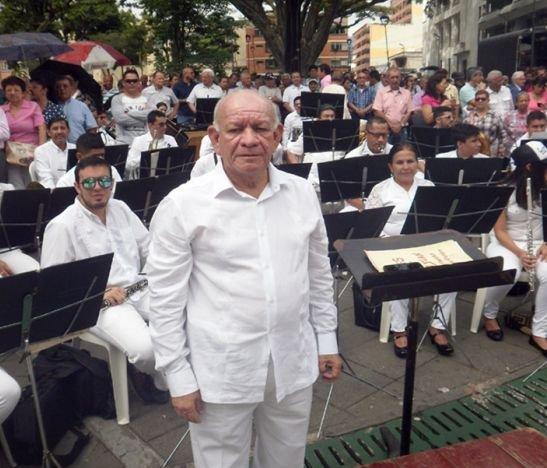 """""""El año entrante la Banda Sinfónica del Tolima cumplirá 100 años como banda oficial y 130 años de creación"""": Reinaldo Murillo"""