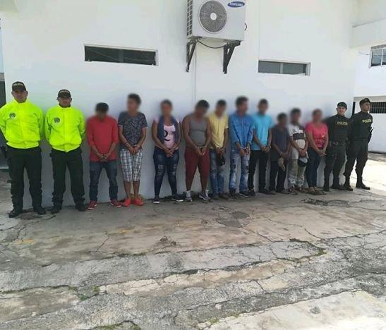 Desarticulada banda delincuencial 'Los Lobos' en Chaparral