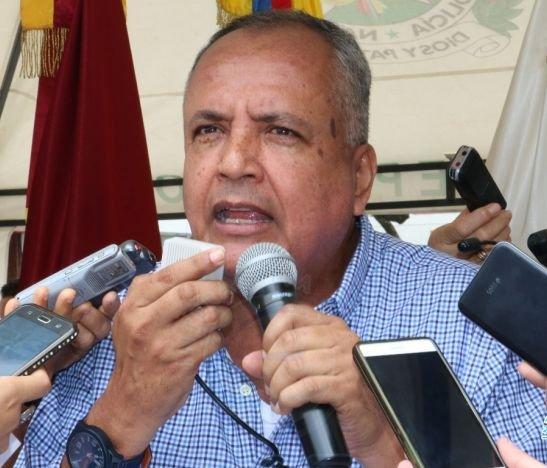 Gobernador del Tolima, Óscar Barreto IMAGEN HD