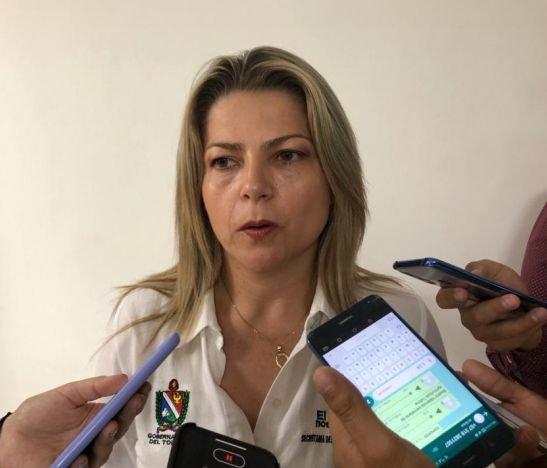 """""""El departamento tiene el 56% de los predios rurales sin titularidad"""": Beatriz Valencia, secretaria de Desarrollo Agropecuario y Producción Alimentaria"""