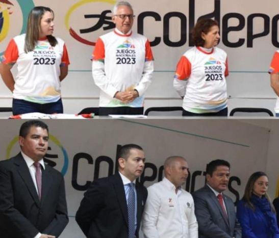 Por separado Ibagué y el Tolima pidieron a Coldeportes ser sede de los Juegos Nacionales