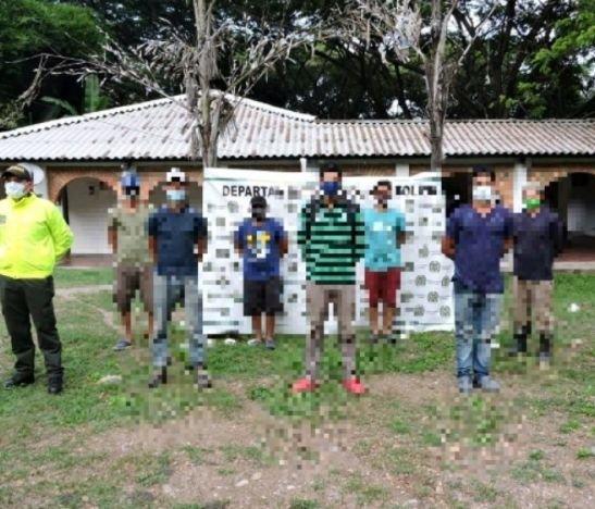 Autoridades asestaron otro golpe contra la minería ilegal en el departamento del Tolima