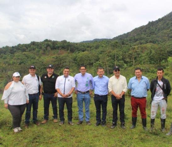 """""""La bancada tolimense está unida para defender nuestro Bosque de Galilea"""": Senador Miguel Barreto"""