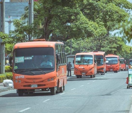 Así operará la nueva ruta de transporte público en Ibagué