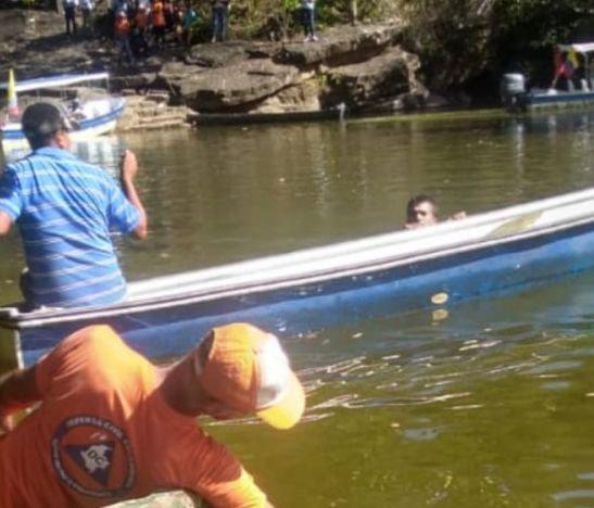 Ciudadano se ahogó en una laguna del municipio de Prado