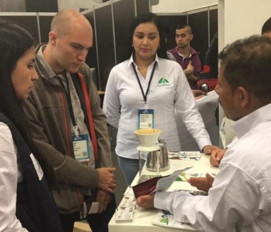 48 caficultores tolimenses participan en la Feria de Cafés Especiales Expo 2019