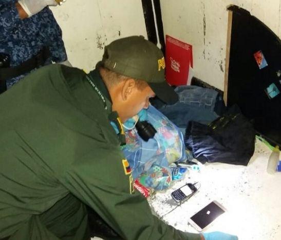 Duro golpe de la Policía a las estructuras del crimen que operan desde la cárcel de Picaleña