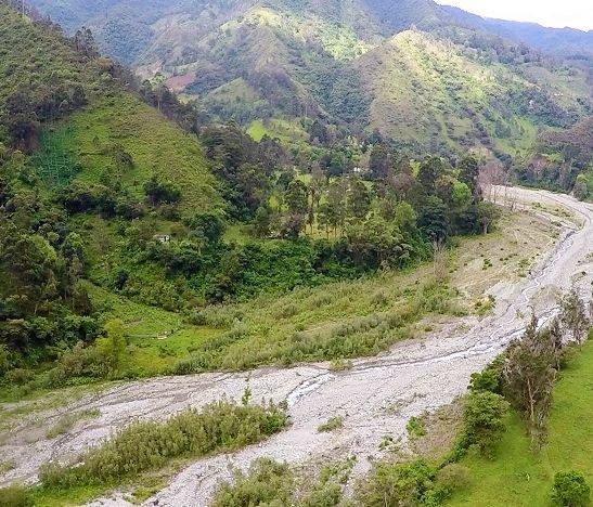 El Cañón del Combeima busca ser destino turístico sostenible