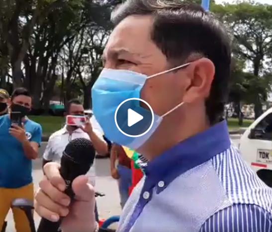 ¡Rompió su silencio! Andrés Hurtado le salió al paso a la discusión sobre el Coliseo Mayor