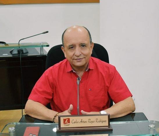 """""""Unas metas mediocres e insustanciales que no van a generar nada"""": Carlos Reyes sobre Plan de Desarrollo Departamental"""