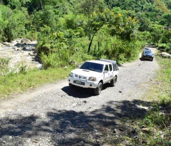 Habitantes de la zona rural de Ibagué alertan a las autoridades por presencia masiva de 'turistas' los fines de semana