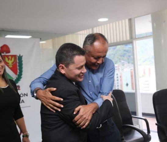 Cralos Portela como nuevo secretario de inclusión social 6 de agostoCralos Portela como nuevo secretario de inclusión social 6 de agosto
