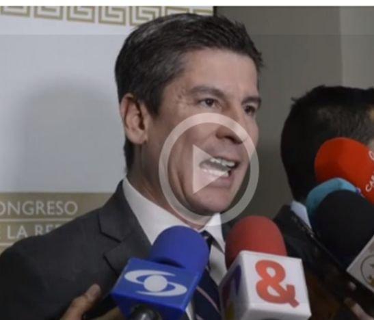 El representante a la Cámara por el Tolima, Ricardo Ferro, fue amenazado mediante un mensaje de texto