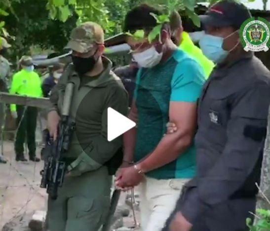 Cárcel para presuntos integrantes de una red criminal al servicio de alias El Paisa