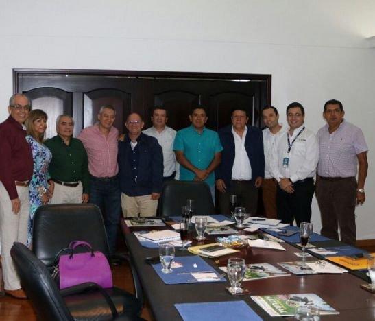 Alberto González Murcia de nuevo elegido presidente de la Junta Directiva de la CCI