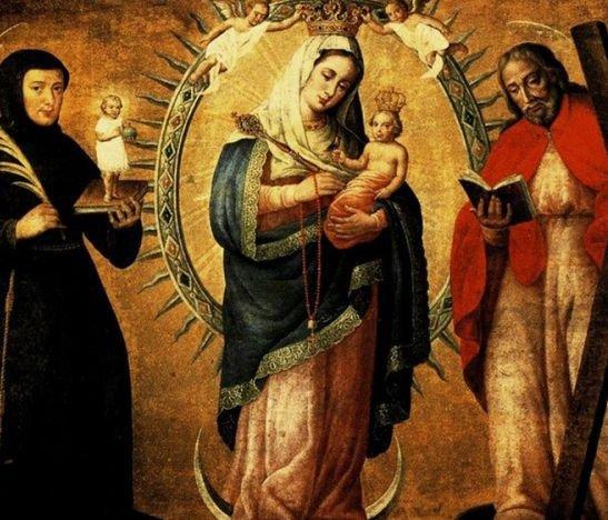 Colombia celebra 100 años de la coronación de la Virgen de Chiquinquirá