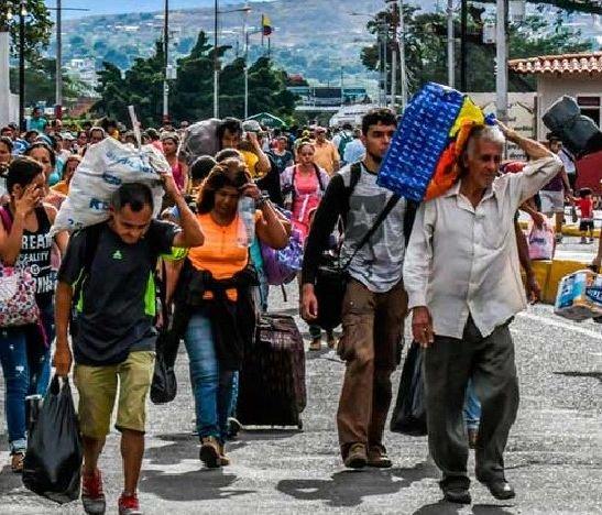 Migrantes venezolanos podrán registrarse como trabajadores formales en el país