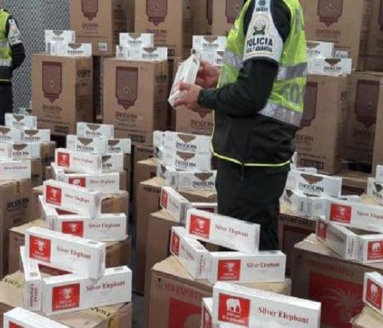 Departamento del Tolima ha disminuido en cifras de contrabando de licor y cigarrillos
