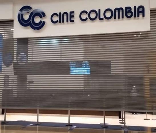 Cine Colombia reabrió sus puertas