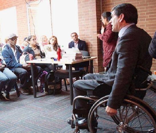 Gobierno Nacional invertirá $834 mil millones para la atención de personas con discapacidad