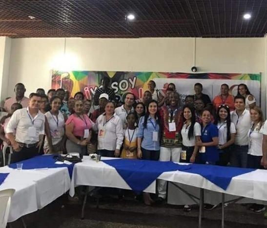 Población Afrodescendiente del Tolima ya designó cuatro representantes para el Comité Ejecutivo