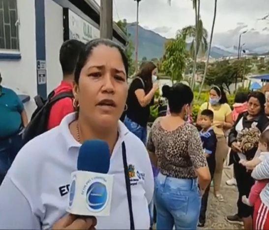 Comunidad el barrio IPC solicita ayudas para las familias que lo perdieron todo