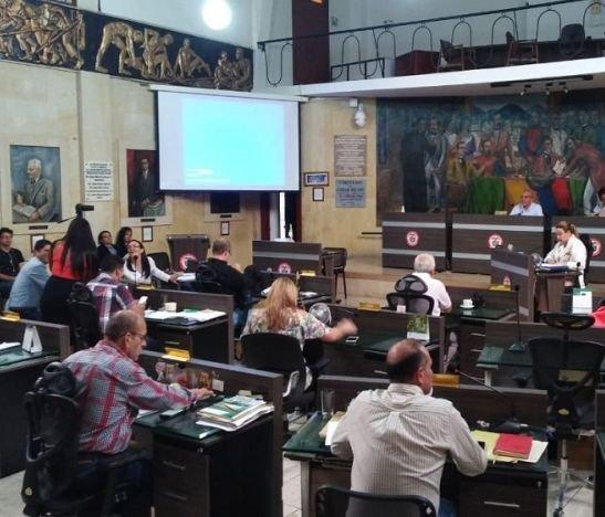 Regresaron a sesiones los concejales sancionados por parte de la Procuraduría