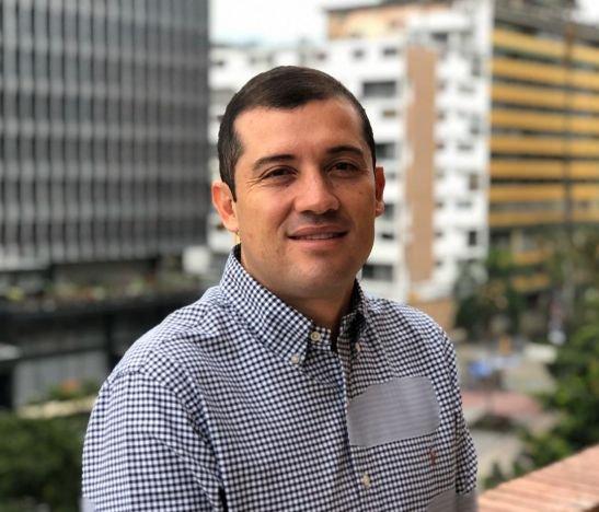 """""""No soy contralor de ninguna línea política"""": Diego Andrés García"""