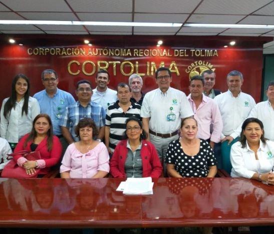 Cortolima firmó nuevos convenios para el control y manejo de la erosión en tres municipios