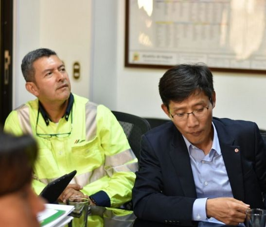Jaramillo anuncia que invertirá 15 millones de dólares en una granja solar