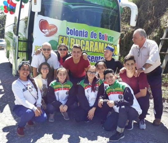 """""""Nos cancelaron el viaje faltando 4 horas para abordar el bus"""": Guillermo Laguna"""