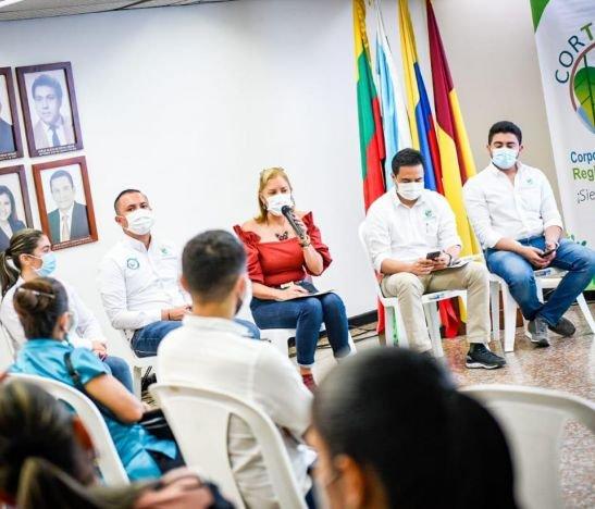 Cortolima abre espacios al diálogo y la participación