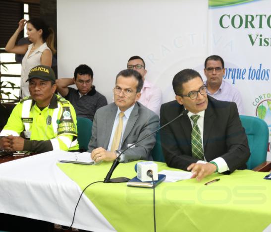 Cortolima Rueda de Prensa Día Sin Carro 2018 HD