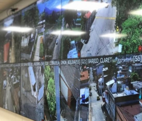 De las 200 cámaras de seguridad instaladas en Ibagué, solo dos están funcionando