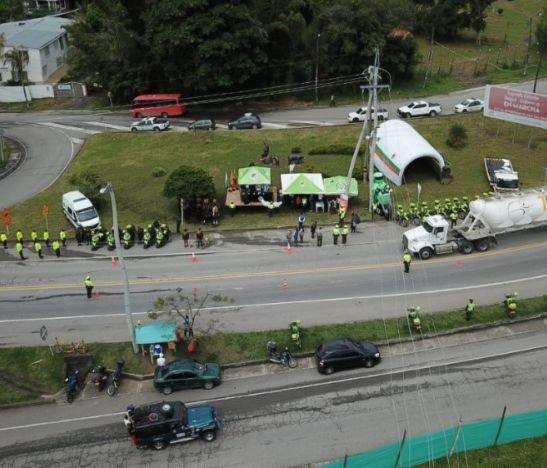 Policía Metropolitana lanzó su plan de seguridad para Semana Santa