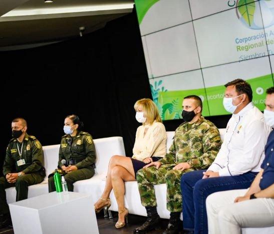 Cortolima celebró el Día Mundial de la Educación Ambiental
