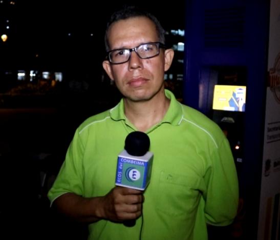 Diego Arias Encargado Bicicletas Públicas HD
