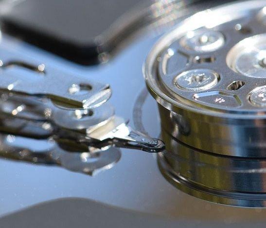 Recuperación de archivos borrados
